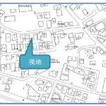 熊谷市桜町1丁目 売地(地図)