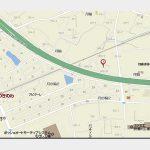 比企郡滑川町大字月輪 中古住宅(地図)