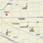 熊谷市戸出 売地(地図)